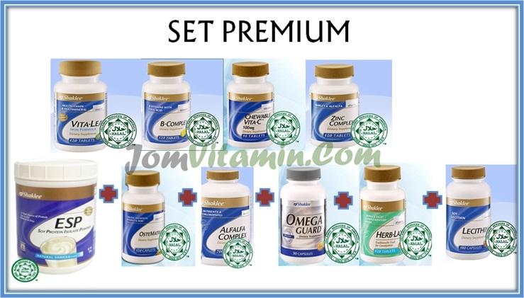 set premium 2