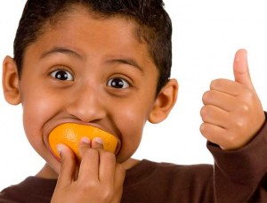 eat orange 2