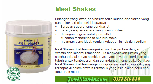 Meal-Shakes-shaklee