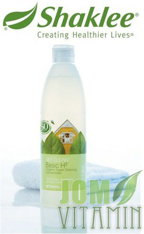 Shaklee basic h2 Organik Cleaner