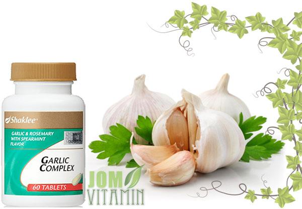 garlic shaklee bawang putih