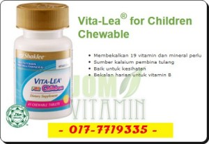 vita-lea for children shaklee