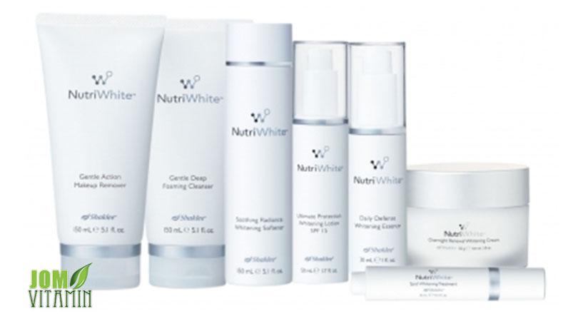 skin care shaklee nutriwhite kulit putih cantik