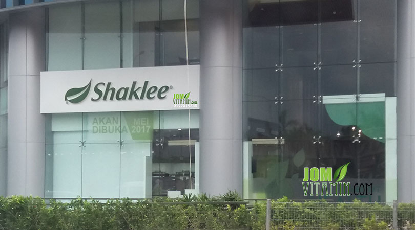 shaklee office branch selangor