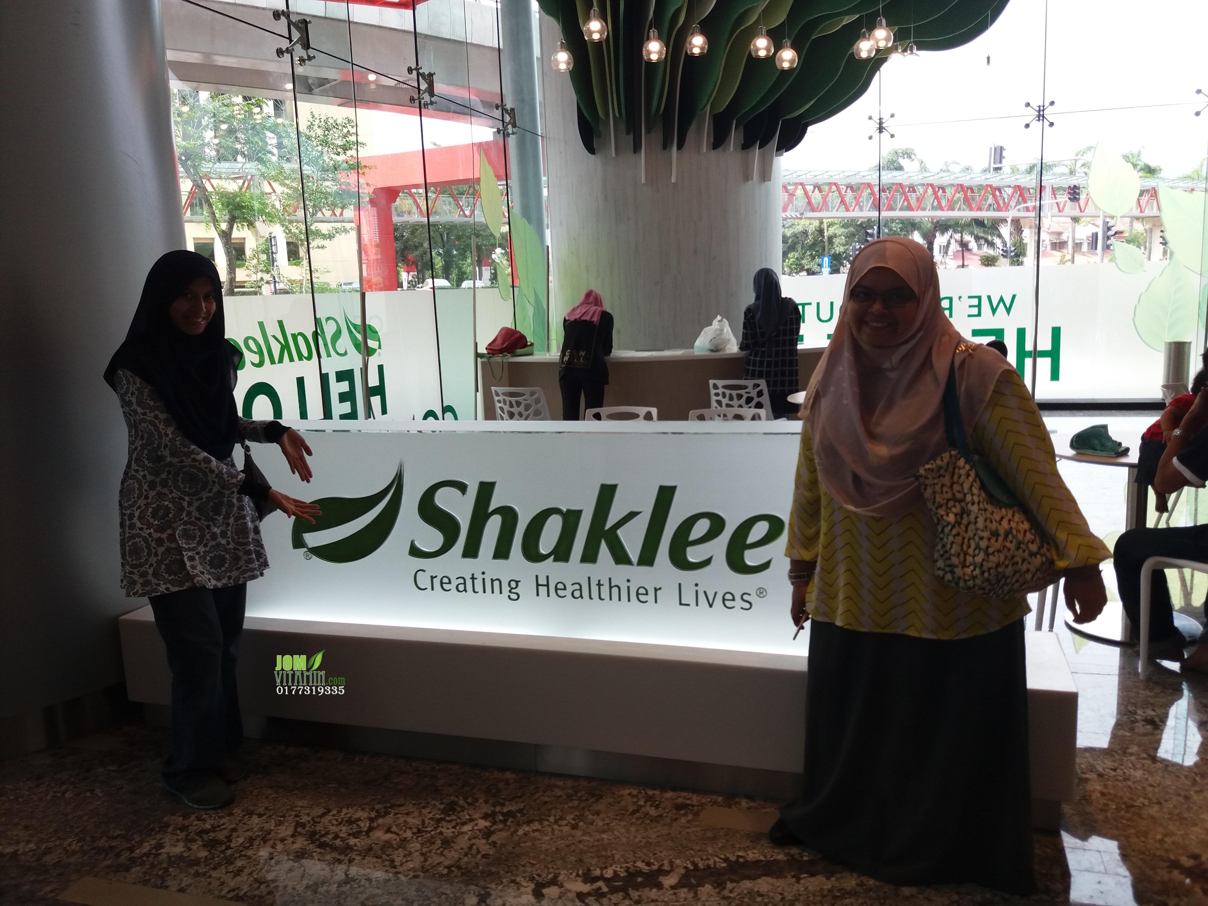 pengedar shaklee Malaysia 0177319335 shaklee branch sunway geo tower