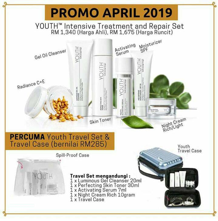 promosi shaklee april 2019-promo2 youth travel set percuma