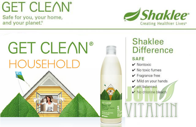 basic h2 organic super cleaning shaklee