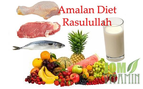 amalan-diet-rasulullah