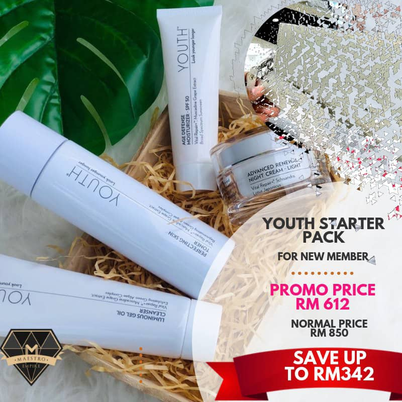 youth shaklee promosi april 2019